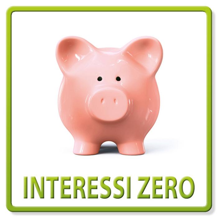 interessi zero